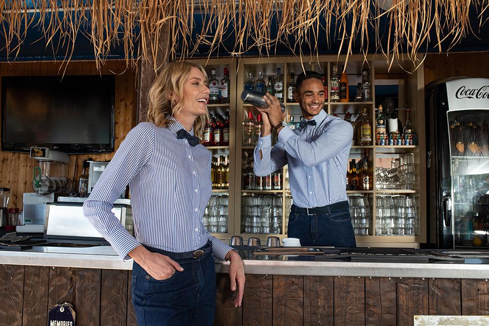promo code fbd04 ed051 Camicia donna / uomo righe - Articoli nuovi - Country ...